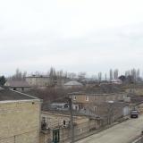 Крыша новой школы с далека