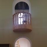 михраб и минбар (второй этаж)